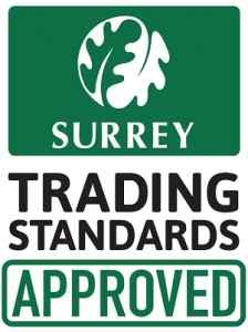 Approved Member of Surrey Trading Standards